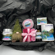"Load image into Gallery viewer, ""Bathroom Bliss"" - Festive Gift Box (2 Styles) - Strelitzia's Floristry & Irish Craft Shop"