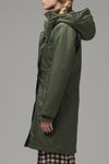 Ladies' Drawstring Parka