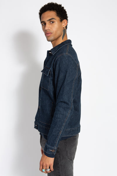 Denim Jacket Shirt