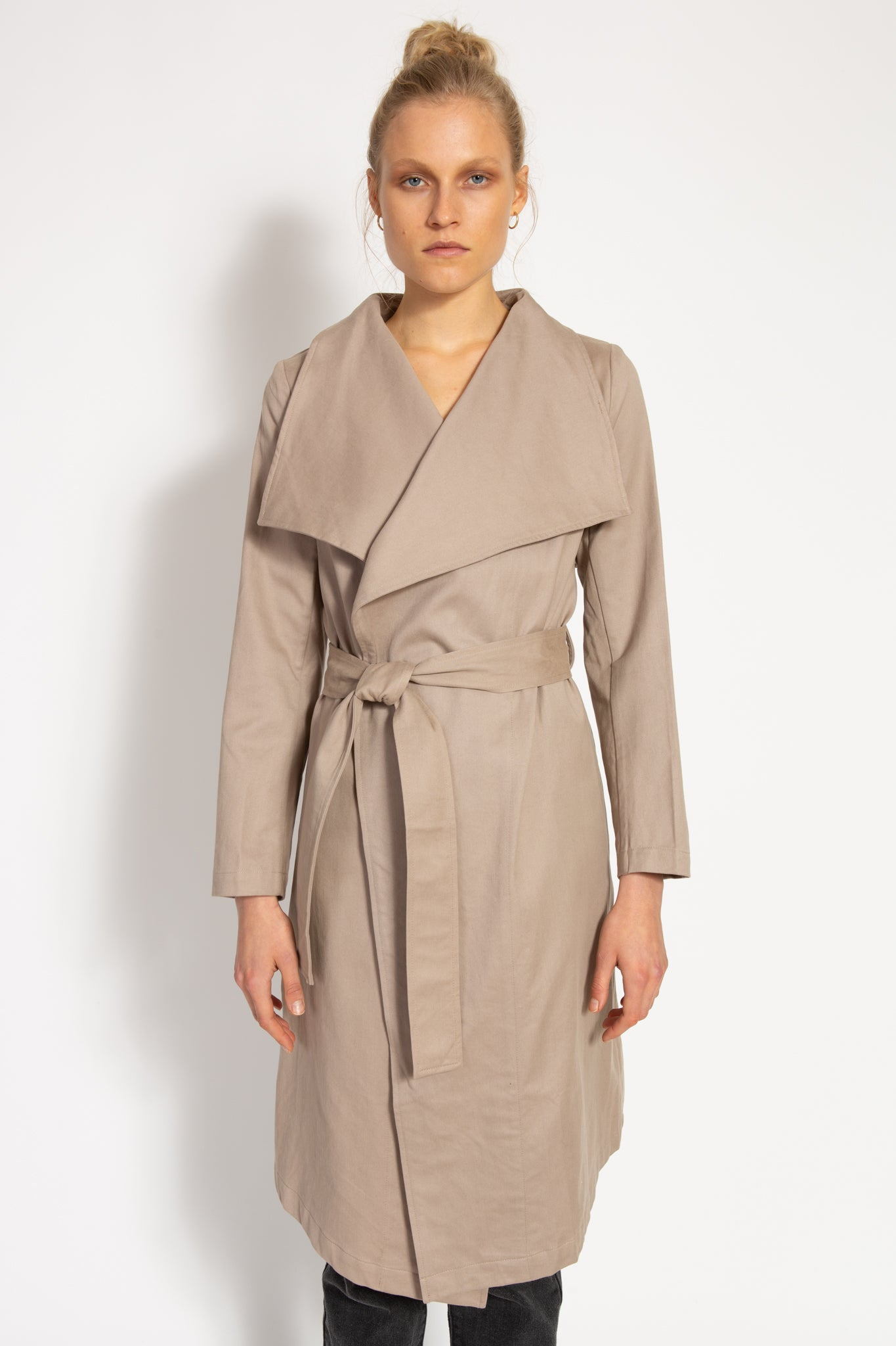 Light Trench Coat