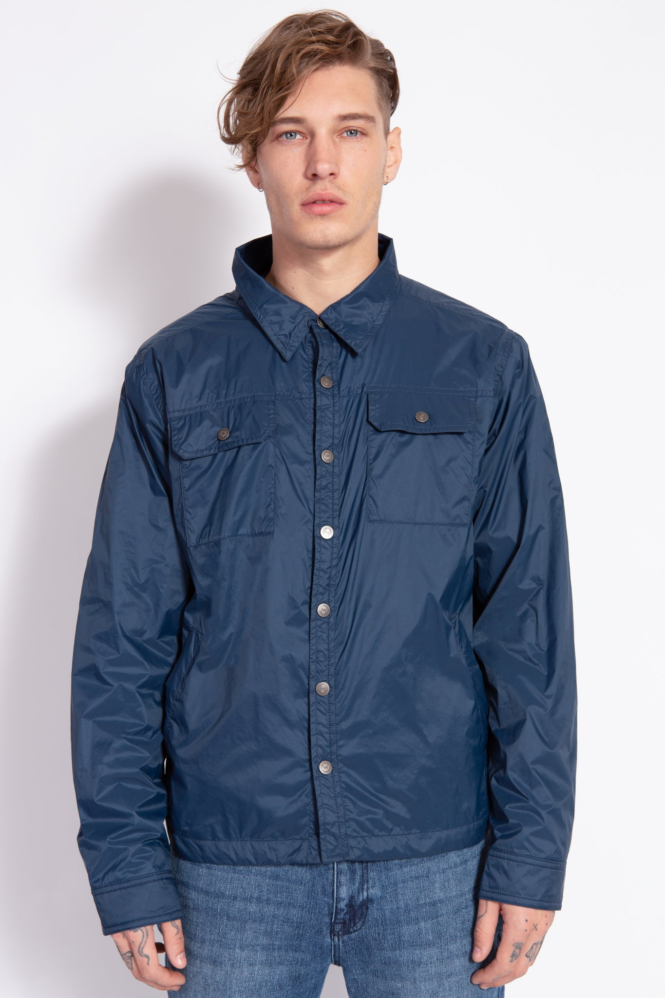 Slim Fit Trucker Jacket