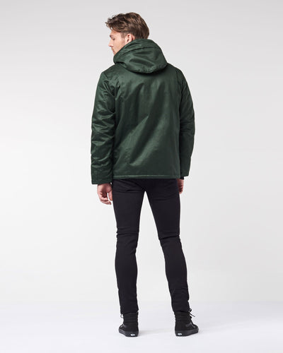 Men's Ntech Jacket - Deep Army Green