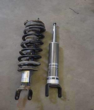 Ultimate Shocks Solution - Tereflex Falcon Shocks Installation - Ram 1500 - install parts to be re-used