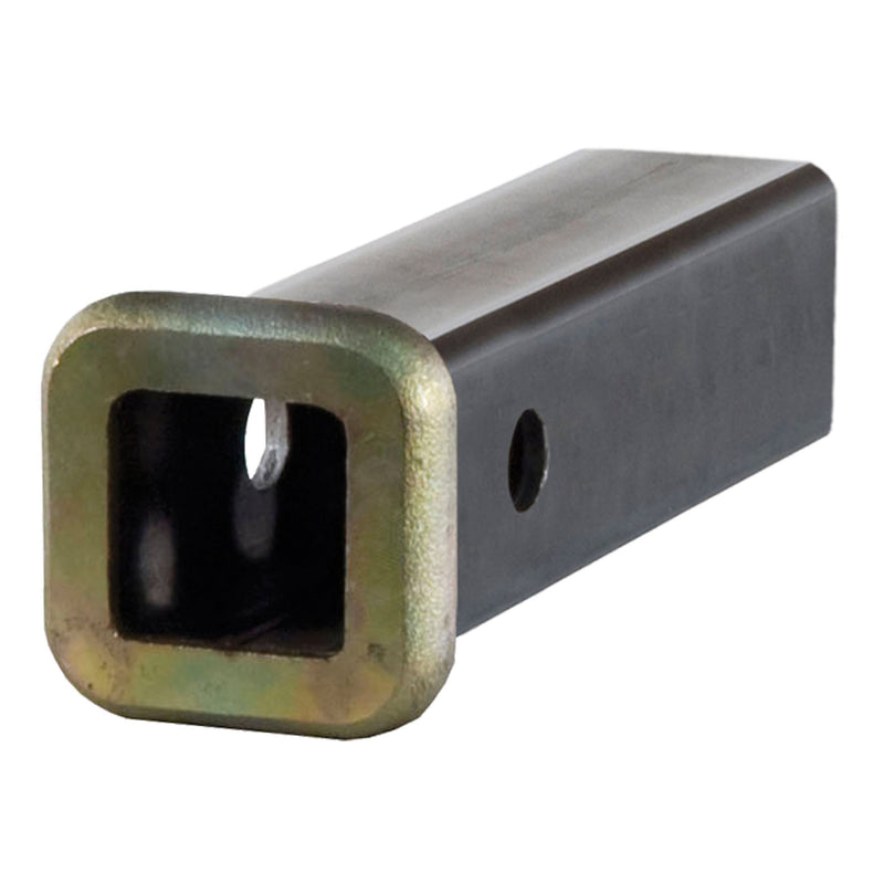 CURT - CURT 49506 1-1/4-Inch x 6-Inch Weld-On Raw Steel Trailer Hitch Receiver Tube - 49506