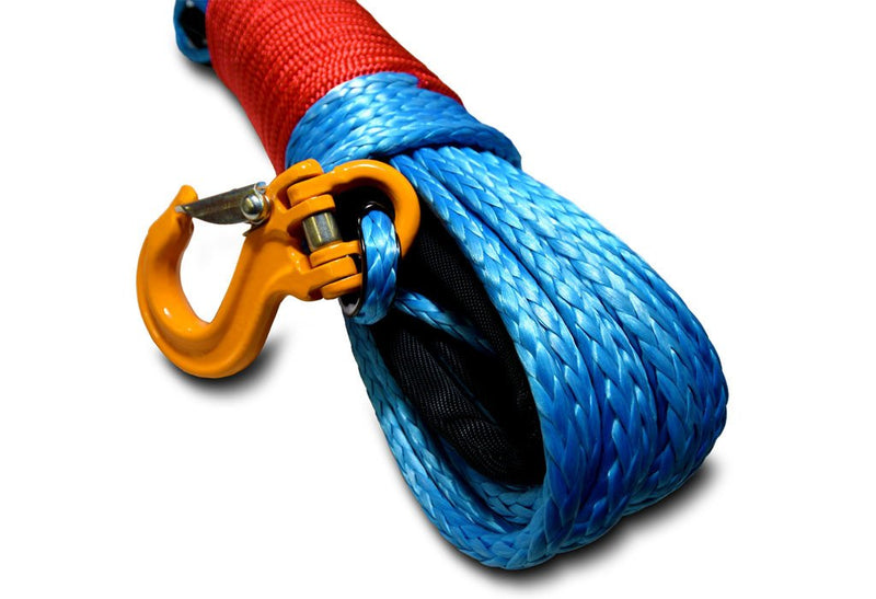 L003 8mmx30m Synthetic winch line 14,900lb