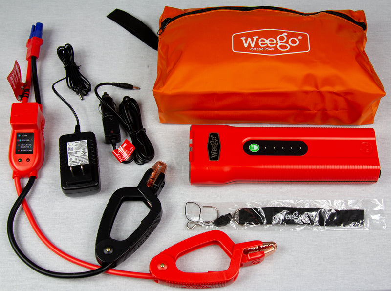 Weego 66 Jump Starting Power Pack