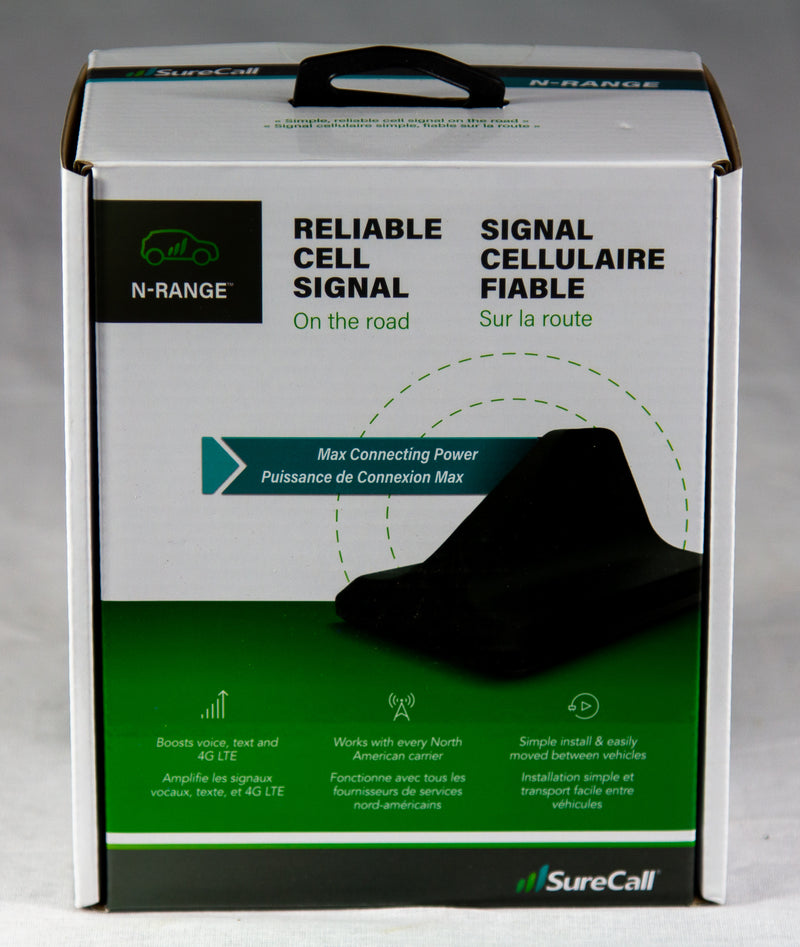 SureCall N-Range Reliable Cell Signal