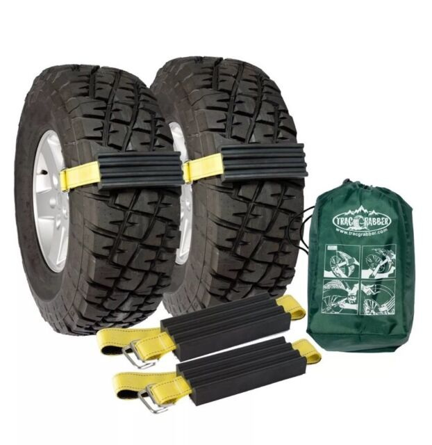Trac Grabber Truck Traction Aid - Quad Pack for 4x4 & AWD Vehicles