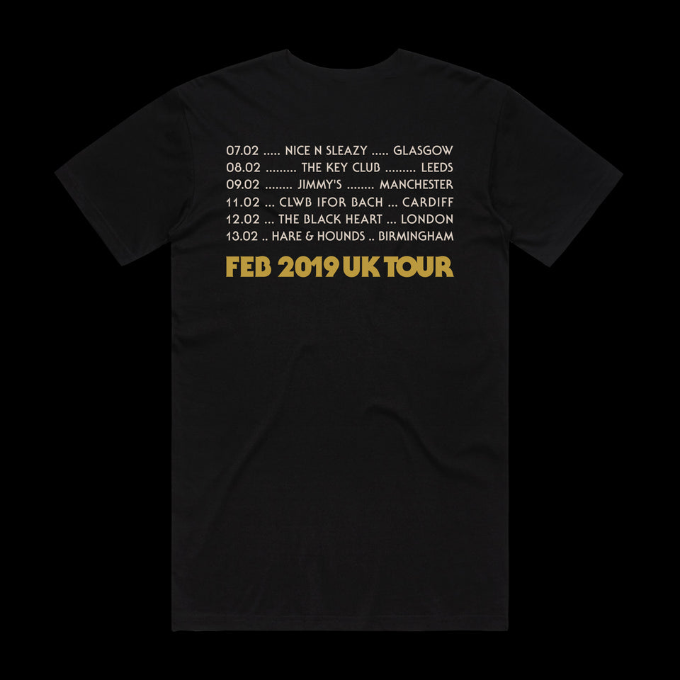 The Amazons February Tour T-Shirt
