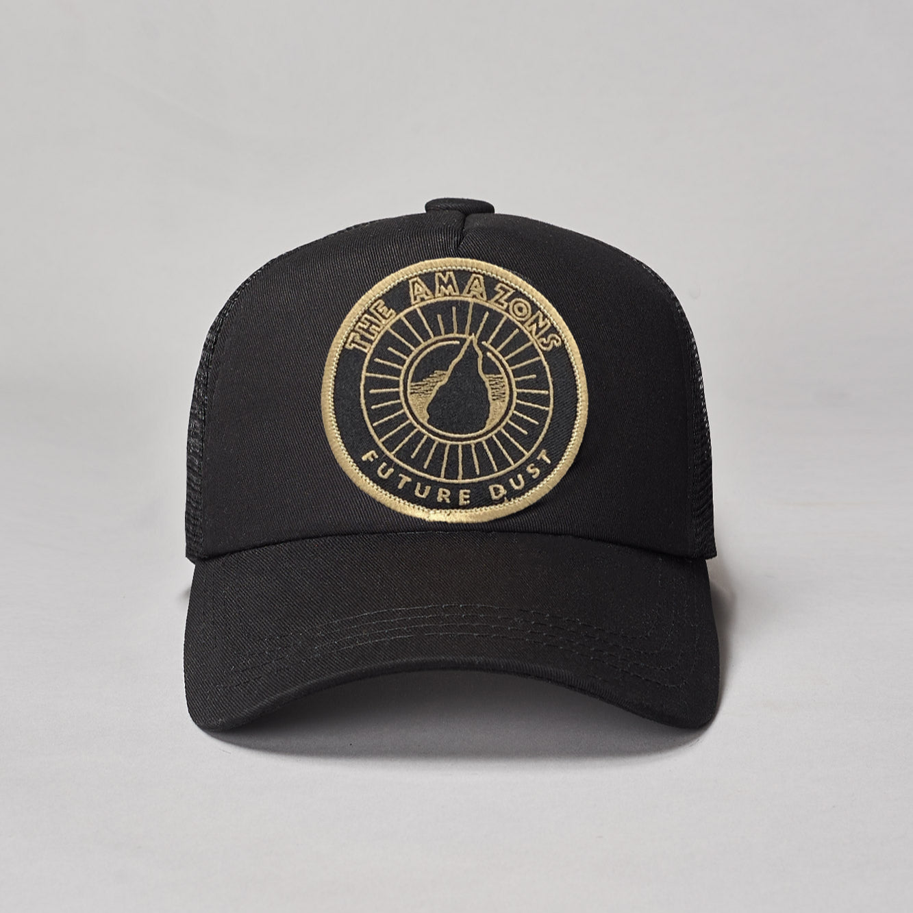 Lucky Seven x The Amazons Trucker Cap