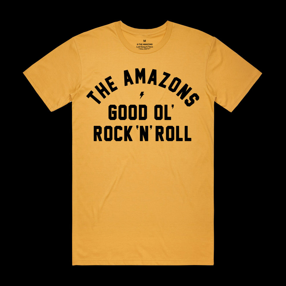 The Amazons Good Ol' Rock n Roll T-Shirt [PRE-ORDER]