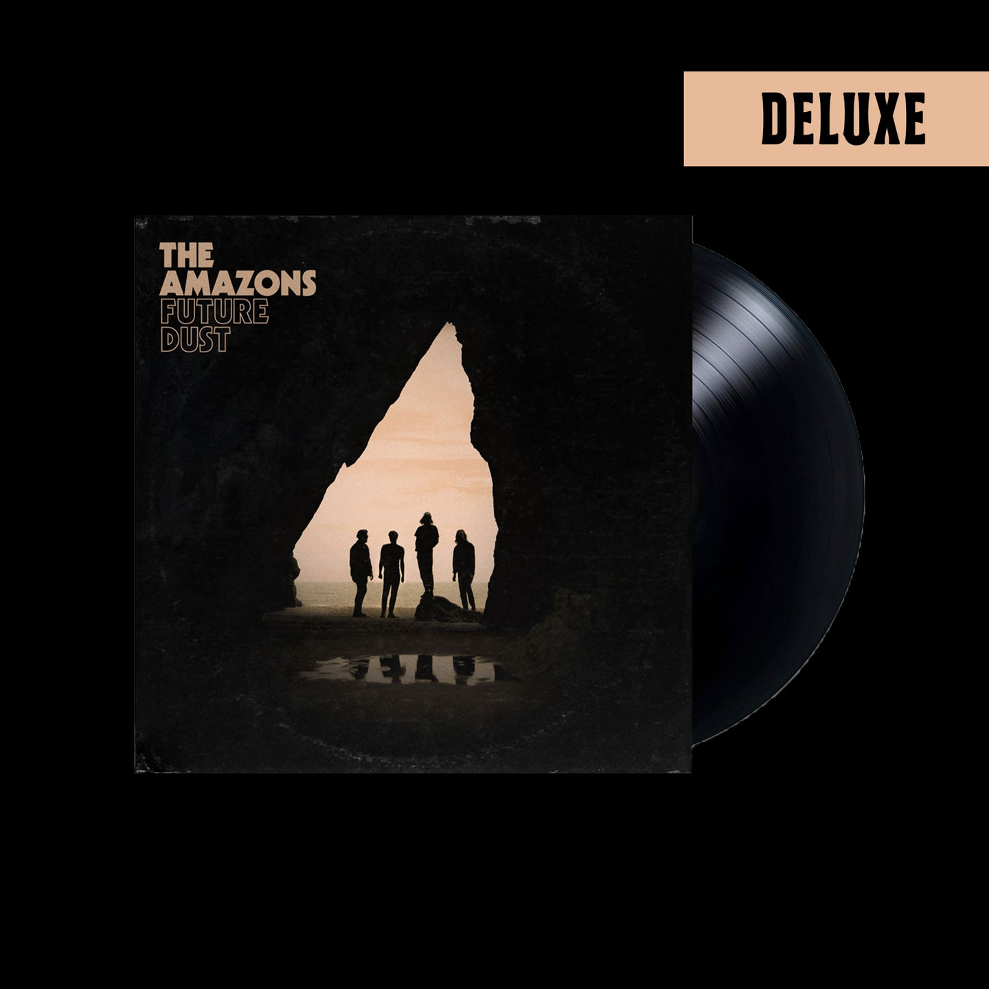 The Amazons Future Dust Deluxe Vinyl