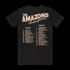 The Amazons US 2020 Tour T-Shirt