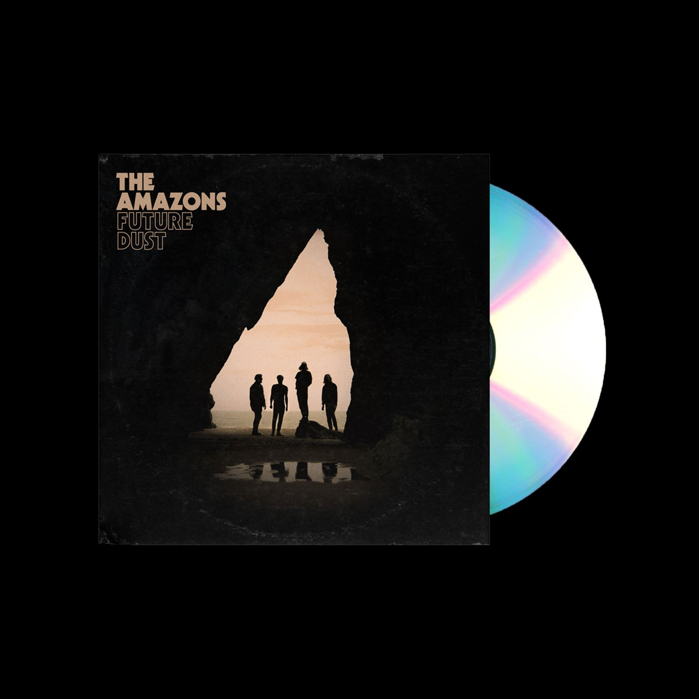 The Amazons Future Dust CD