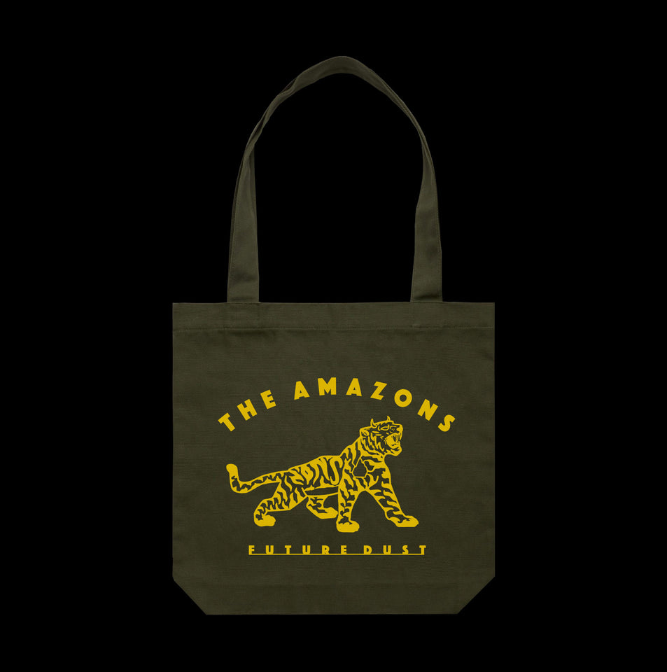 The Amazons Tiger Shoulder Bag