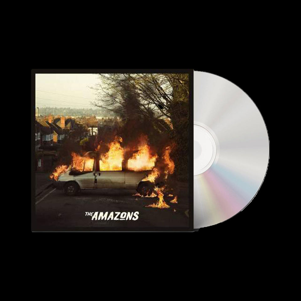 The Amazons CD