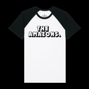 The Amazons Logo Raglan T-Shirt