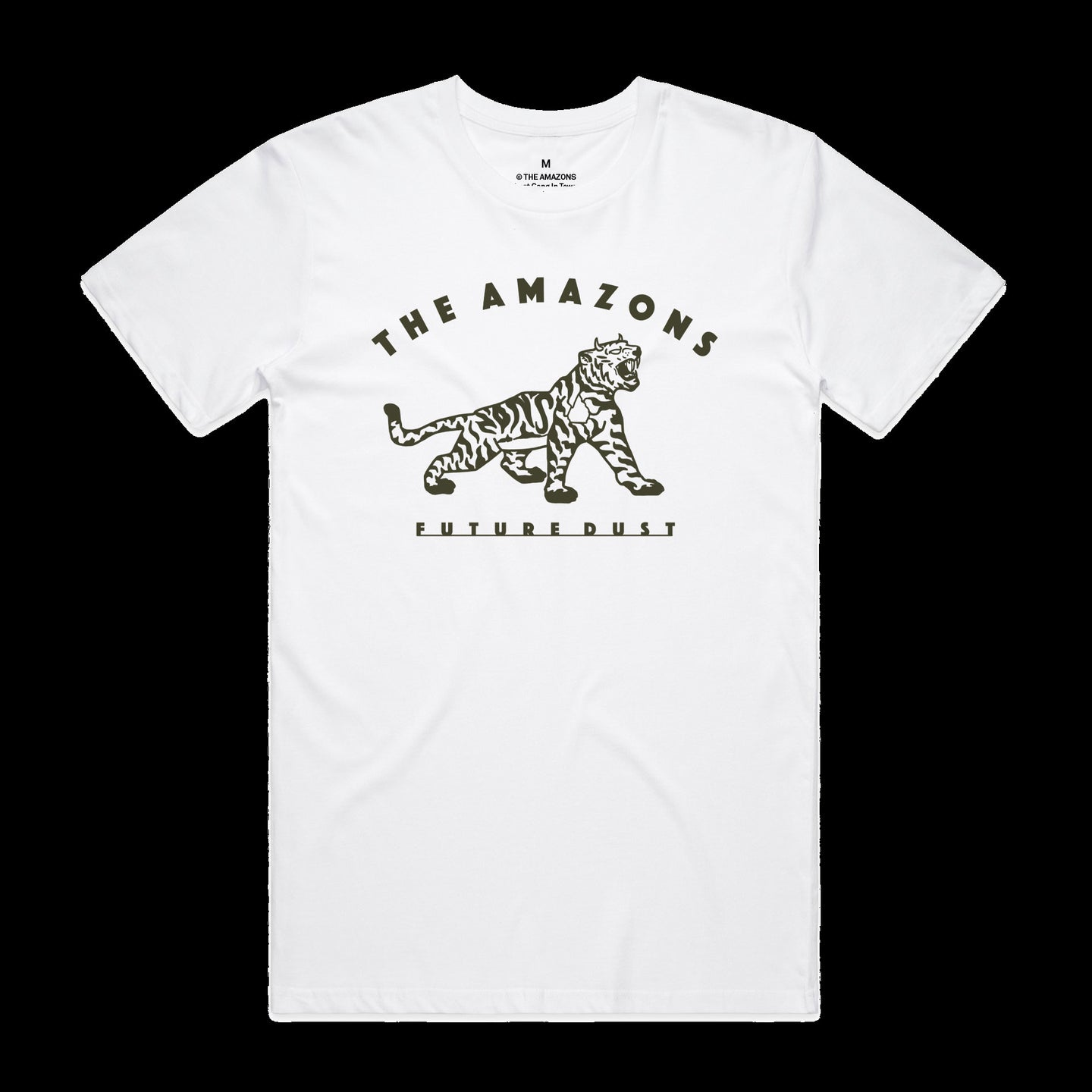 The Amazons Tiger Cave T-Shirt