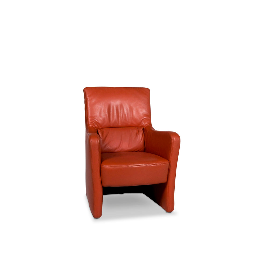 Koinor Leder Sessel Orange #9724