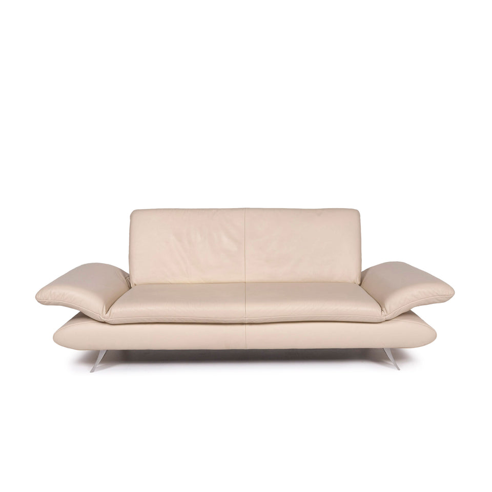 Koinor Rossini Leder Sofa Dreisitzer Funktion Couch #11735