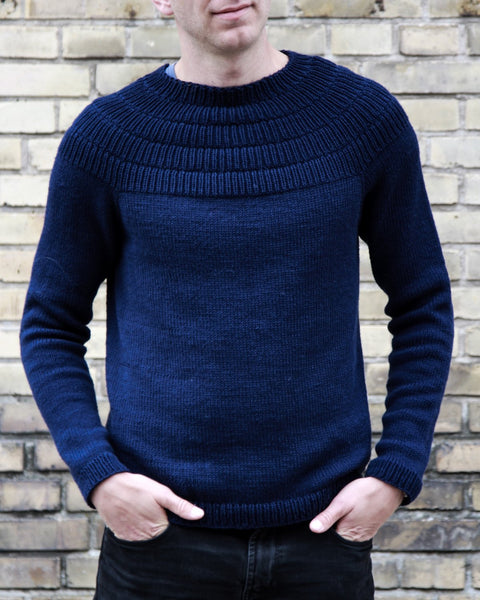PetiteKnit - Anker's Sweater - heren