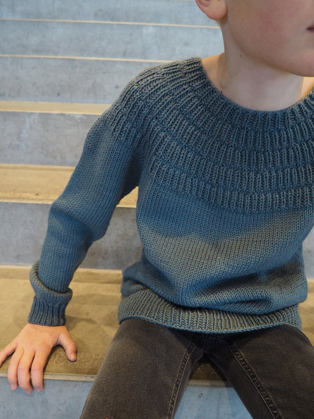 PetiteKnit - Anker's Sweater - Junior