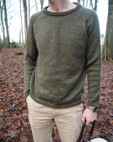 PetiteKnit - Hanstholm Sweater - heren