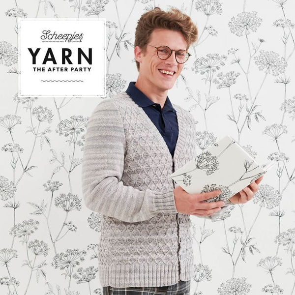 Yarn The after party 107- Hogweed Cardigan