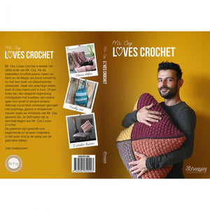 Haakboek - Mr. Cey loves crochet - Mr. Cey