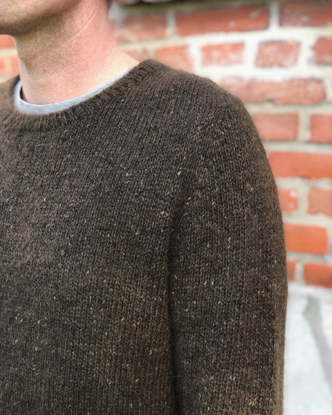 PetiteKnit - Northland Sweater - heren