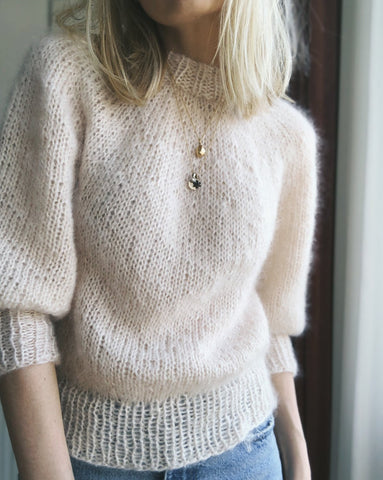 PetiteKnit - Saturday Night Sweater