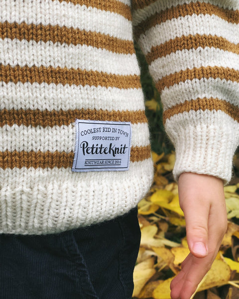 PetiteKnit - Seaside Sweater