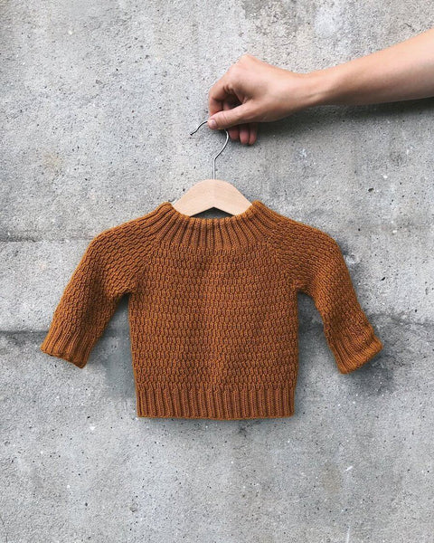 PetiteKnit - Alfred's Sweater