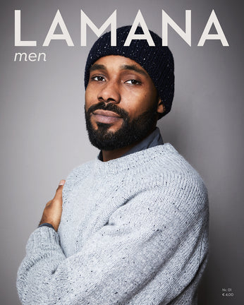 "Lamana - Magazine ""Men"" No. 1"