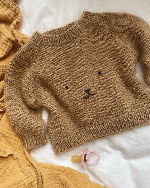 PetiteKnit - Teddy Bear Sweater