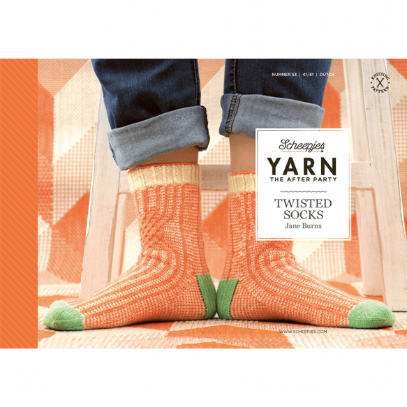Yarn The after party - Twisted Socks