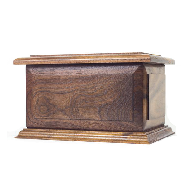 Boston Walnut Urn