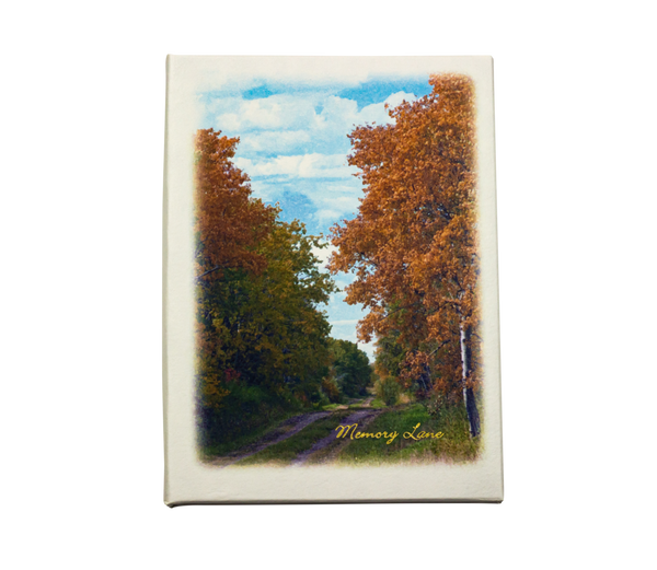 Autumn Road Printed Cover