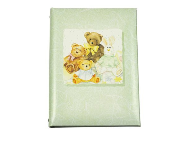 Stuffed Animals Printed cover