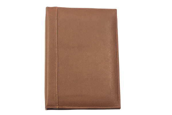 Acton Genuine Leather Large Register Book
