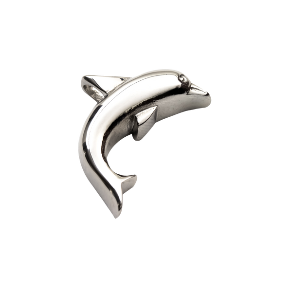 Dolphin Stainless Steel Pendant