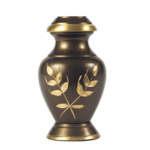 Golden Wheat Brass Keepsake