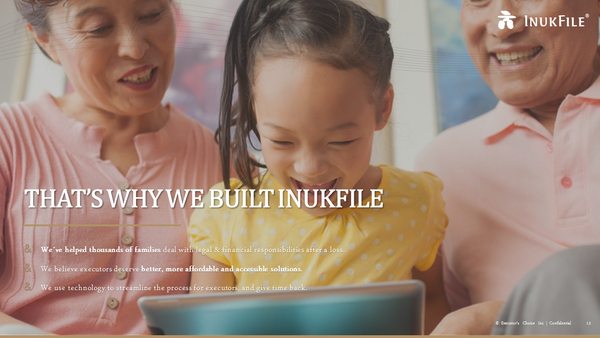 Why Choose Inuk File?