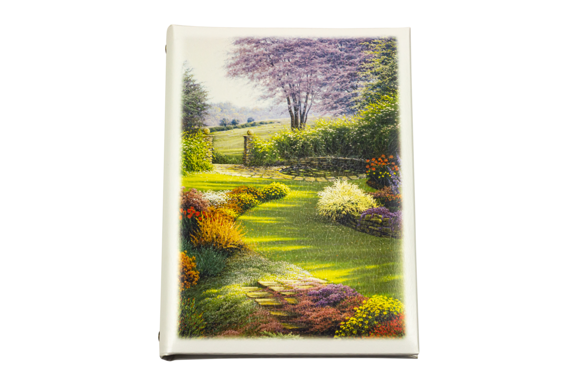 Garden's Edge Printed Cover