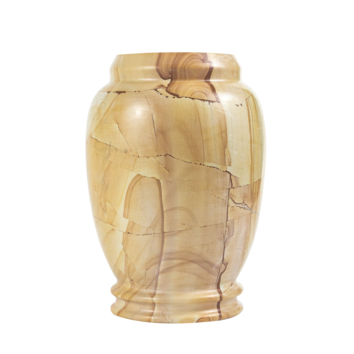 Williamsburg Teak Urn