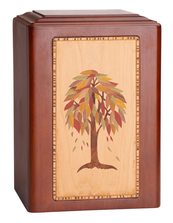 Marquetry Tree of Life