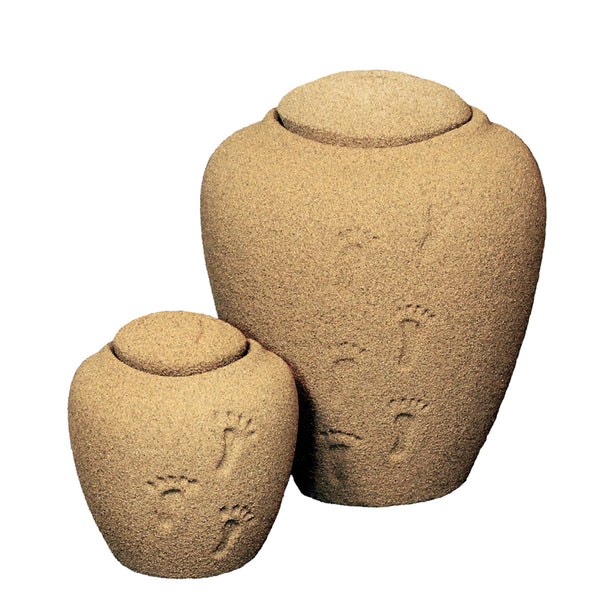 Ocean Sand Water Soluble Urn & Keepsake