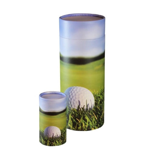 The 19th Hole Scattering Urn