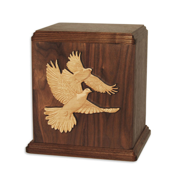 Love Bird Companion Urn