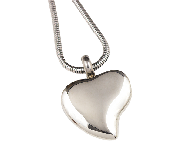 Heart Stainless Steel Pendant